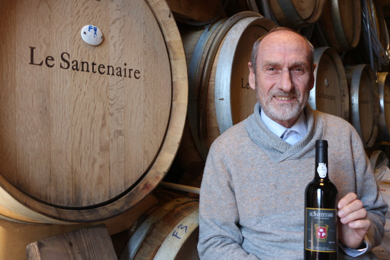Le Merlan : le vin de noix bio « made in Marseille »